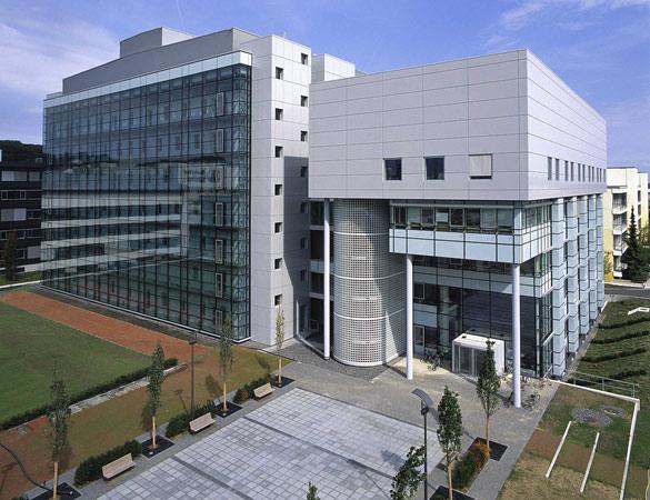 Neubau Produktion Biotechnologie