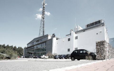 QSC Neubau Eines Rechenzentrums Co-Location