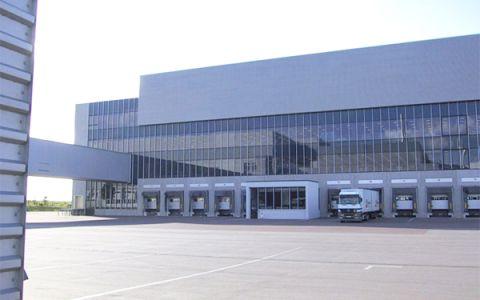 Erweiterung Logistik 2006