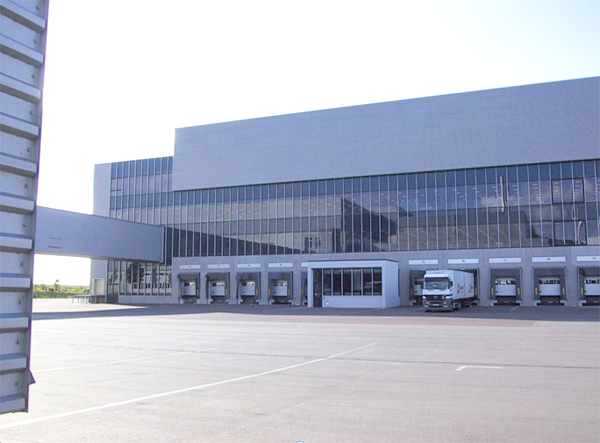 Salutas Pharma GmbH Erweiterung Logistik 2006