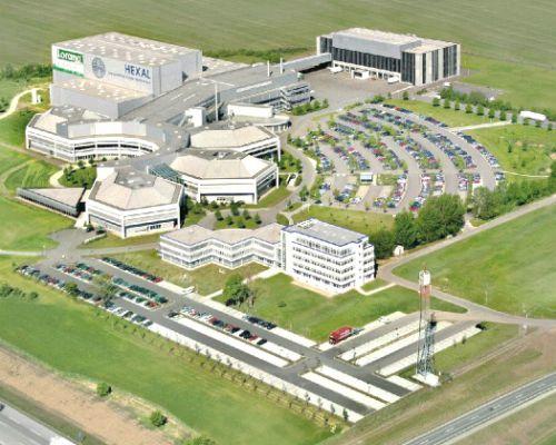 Salutas Pharma GmbH, Barleben / Magdeburg